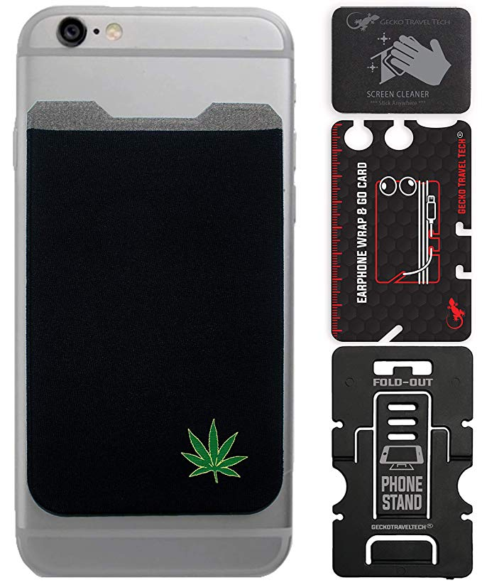 funda movil marihuana