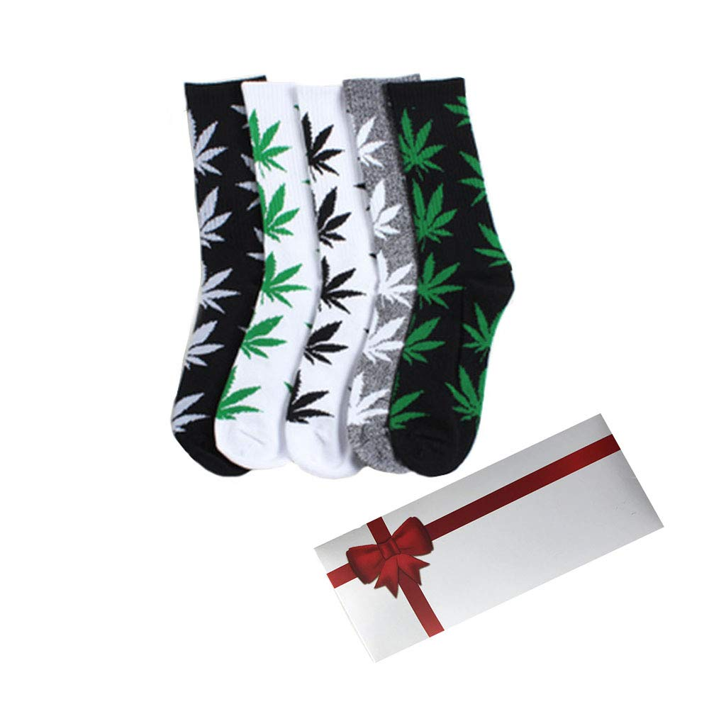 calcetines cannabis