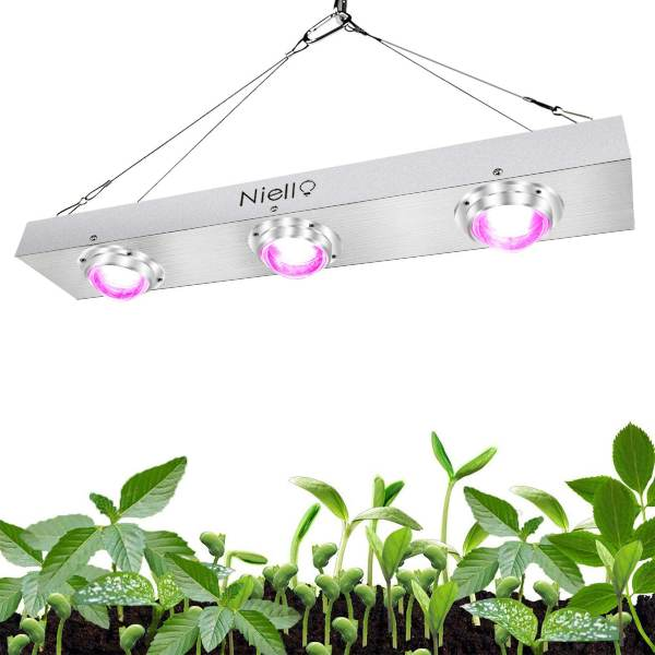 luces led para cultivo interior
